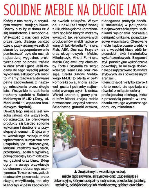 Gazeta Regionalna 09.12.2011