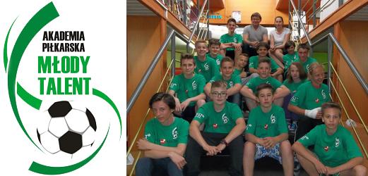 M-LID wspiera Akademię Piłkarską MŁODY TALENT Sebastiana Dudka